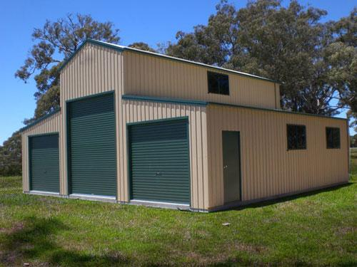 American style barn shed pacific building company for Sheds and barns